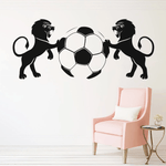 sticker mural ballon