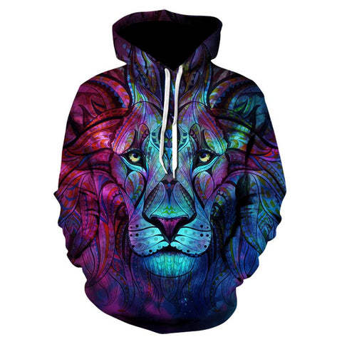 lion sweat