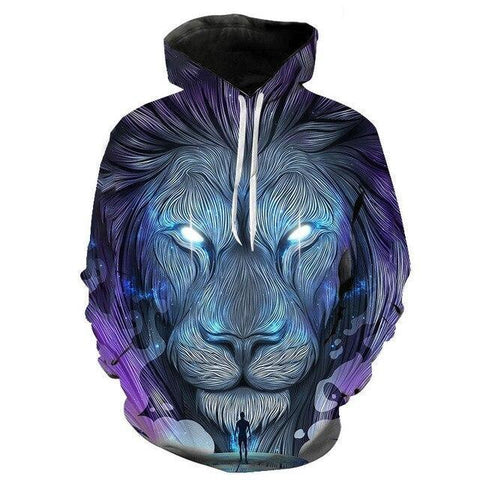 Sweat Lion Divinité