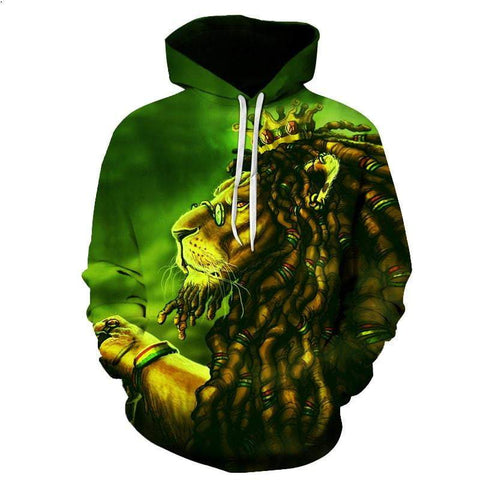 Sweat Lion Reggae