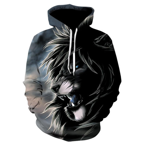 Sweat Lion Terreur Nocturne