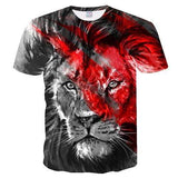 T-Shirt Lion Griffe