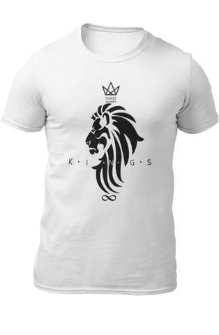 t shirt lion logo