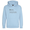 Dancer Definition Hoodie