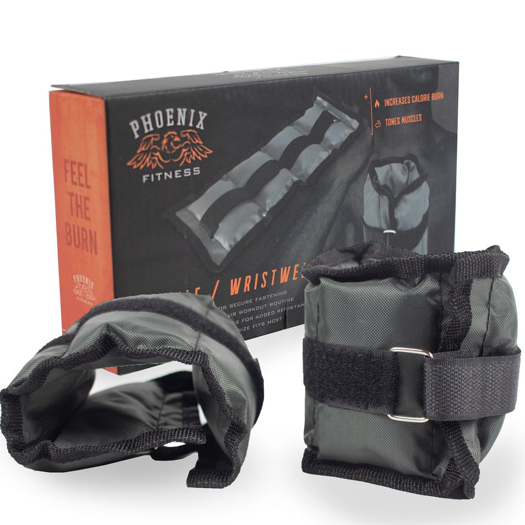 Wrist & Ankle Weights 0.5 Black