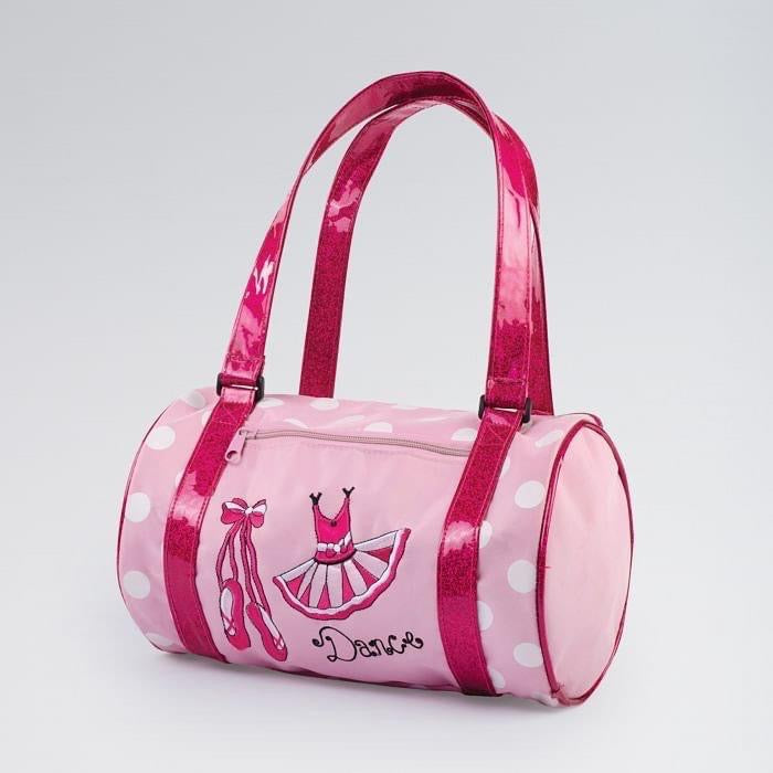 Mini Barrel Bag PINK