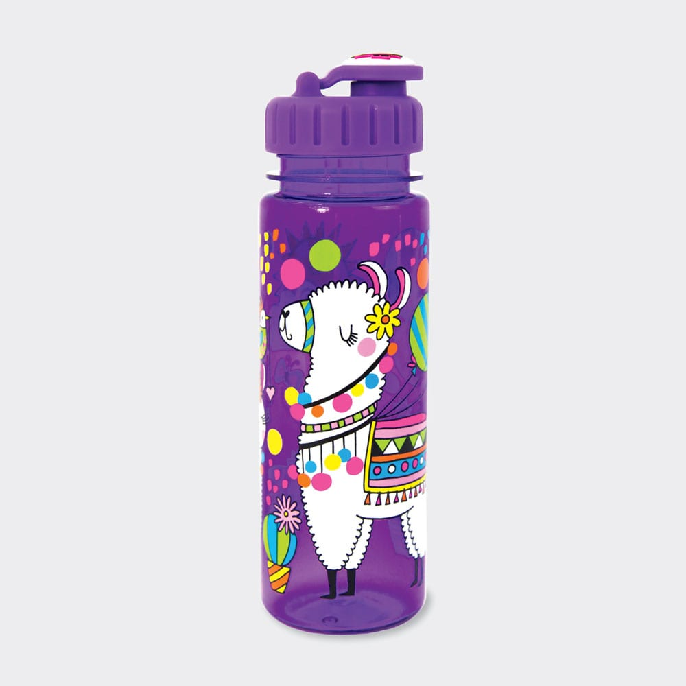 Water Bottle Llamas