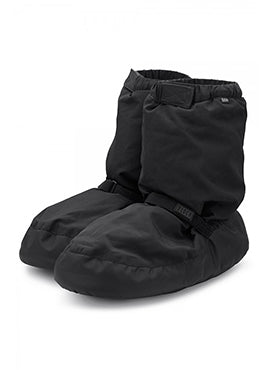 Warm Up Boots Kids Black