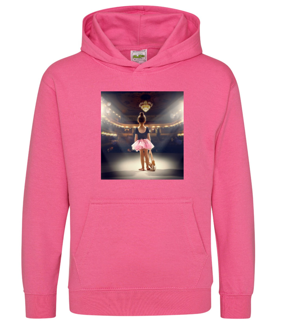 Young Dancer Hoodie Candyfloss