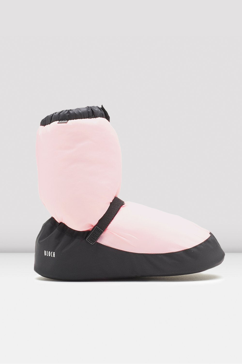 Warm Up Boots Pale Pink