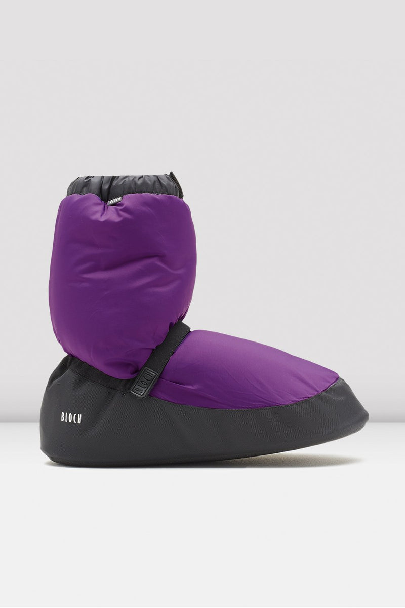 Warm Up Boots Purple
