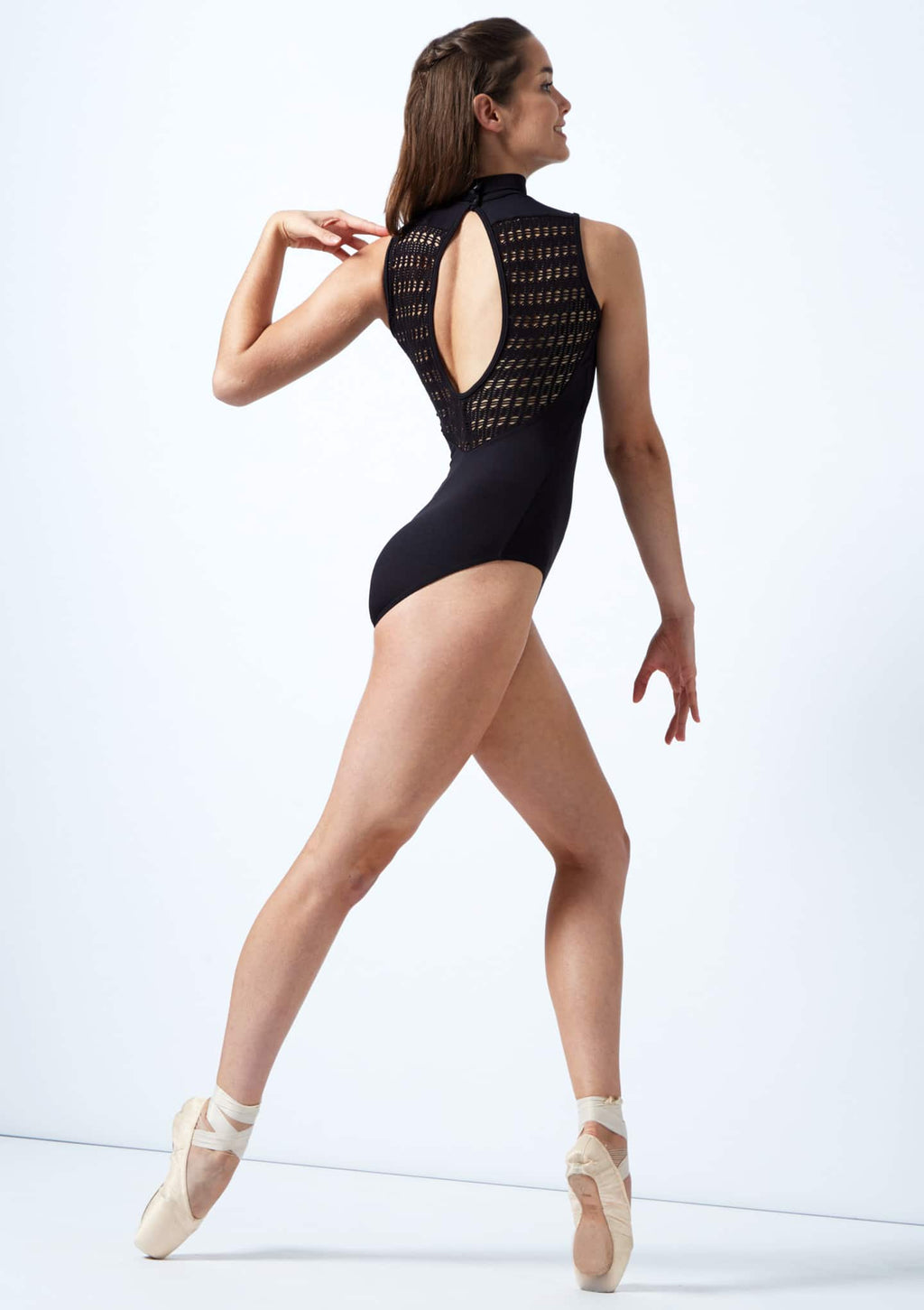 SD Katriane Leotard Black
