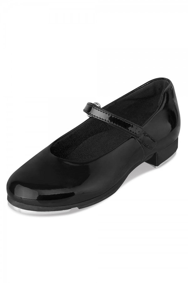 Rhythm Tap Shoes BLACK