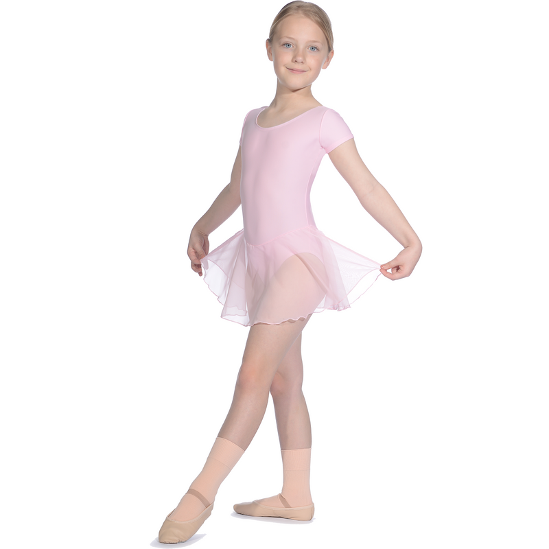 RV2383 RV Skirted Leo Pale Pink 0