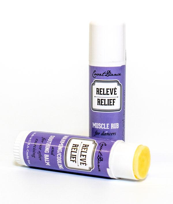 Releve Muscle Rub for Dancers