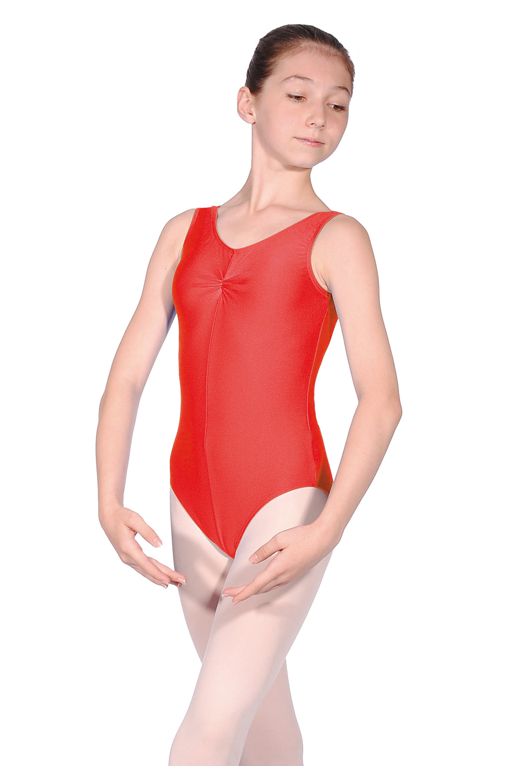 Sheree Leotard RED