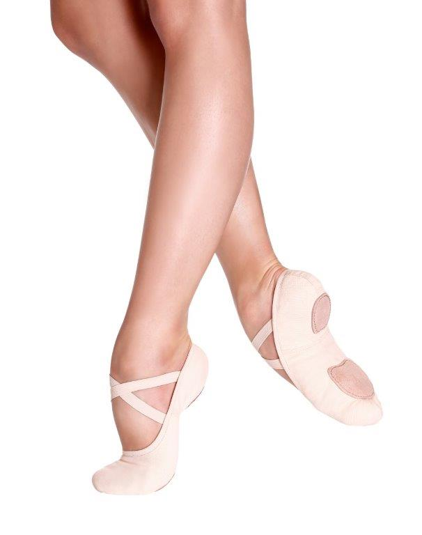 SD16 Canvas SS Ballet Shoe PINK