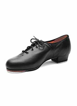 BLOCH 301 FS Tap Shoe BLACK