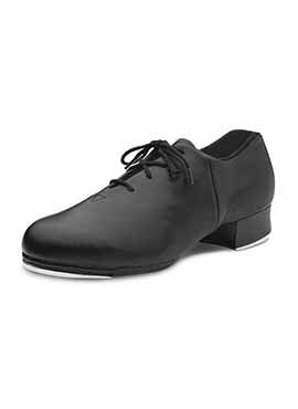 BLOCH 388 Flex SS Tap Shoe BLACK