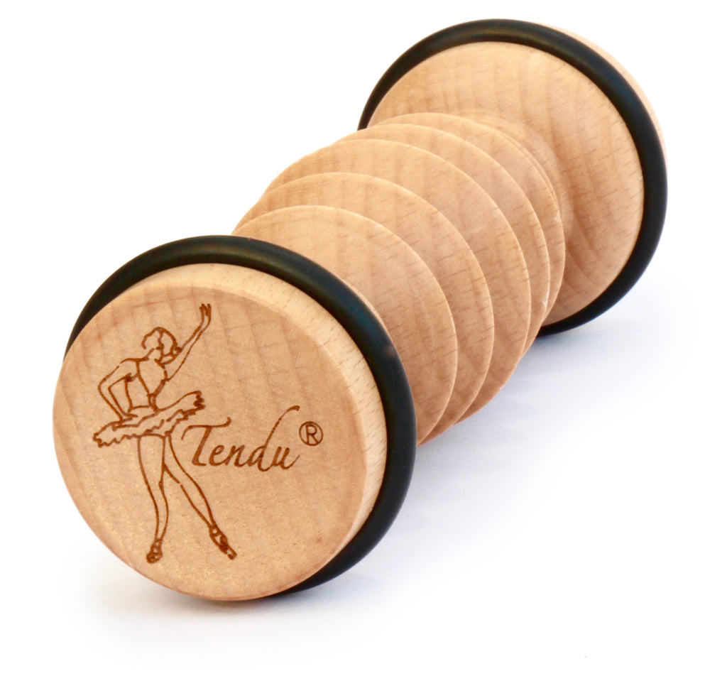 Tendu Wooden Foot Roller