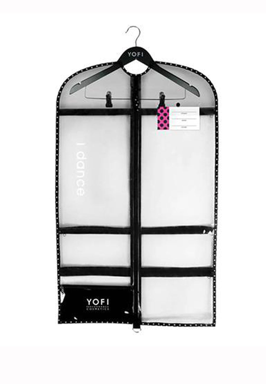 Yofi Garment Carrier Clear