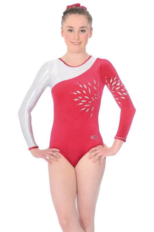 Z309ECL Eclipse Leotard Wine 34