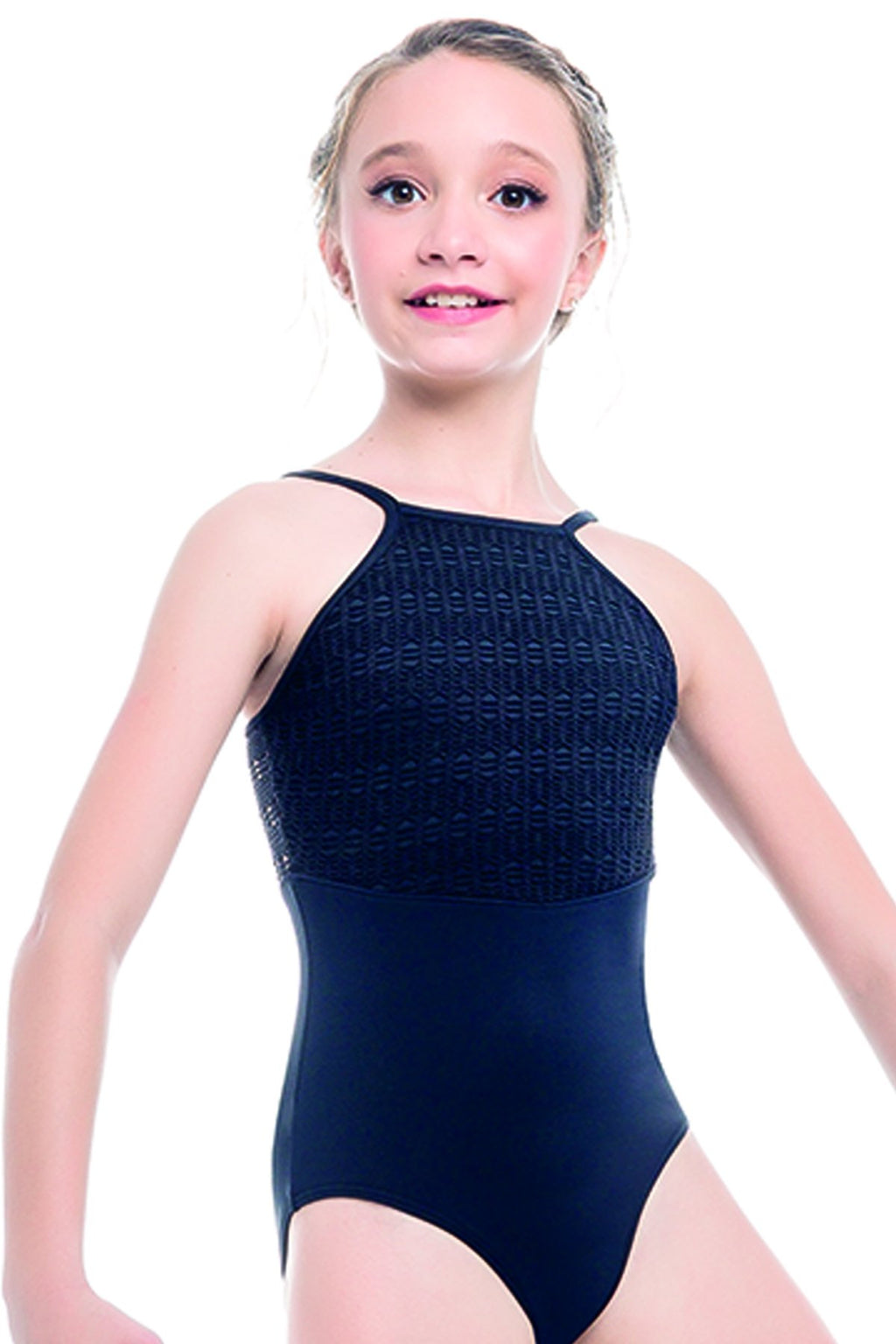 SD Perlene Leotard Black