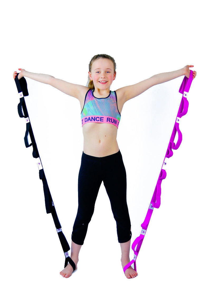 Multi Loop Stretch Band Pink