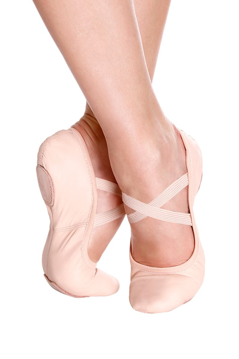 SD60 SS Leather Ballet Shoe PINK
