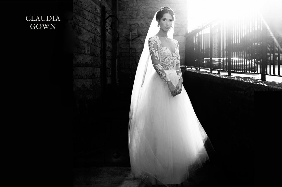 The Claudia Gown