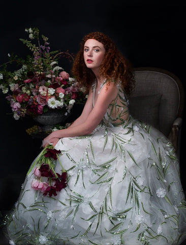 The Claire Gown