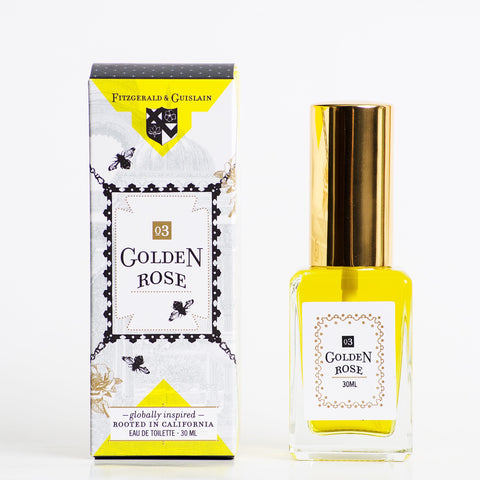 Fitzgerald & Guislain GOLDEN ROSE eau de toilette 30ml