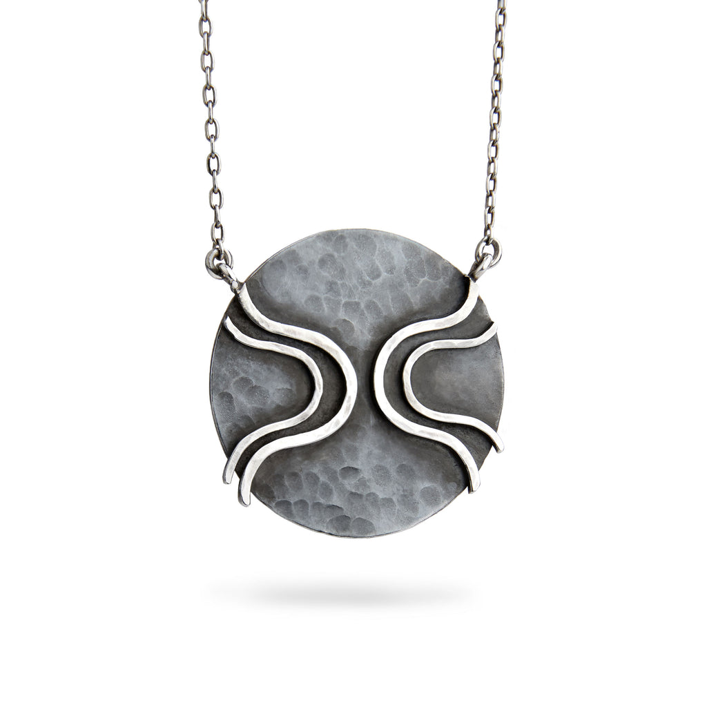 Waveform Necklace