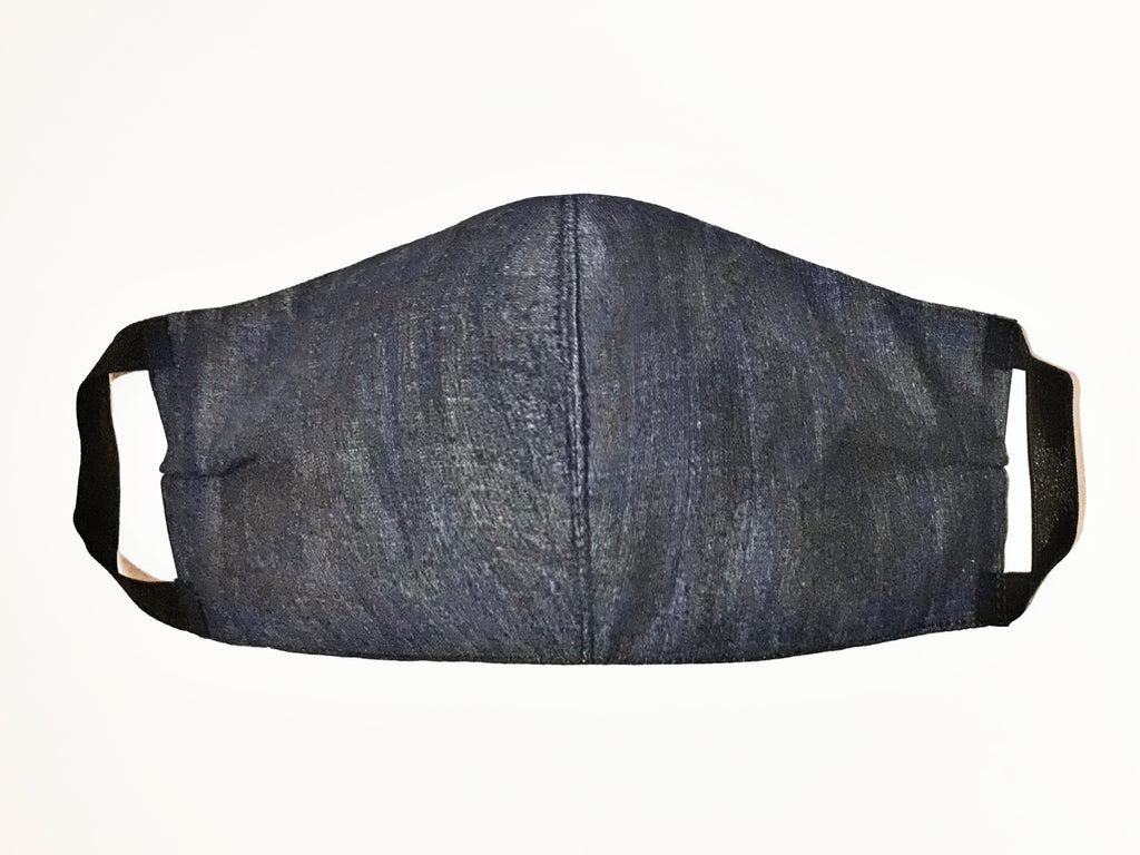 Deluxe Chambray Mask