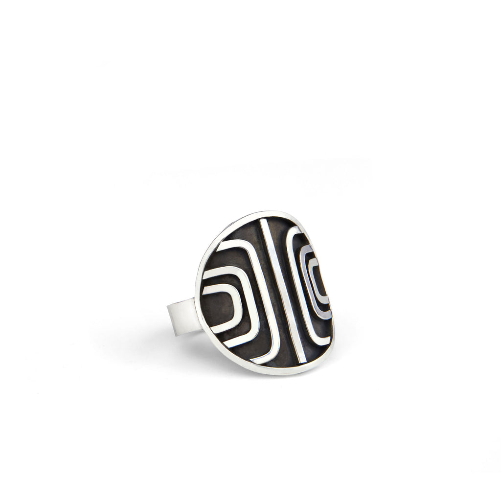 Magnetic Field Disc Ring