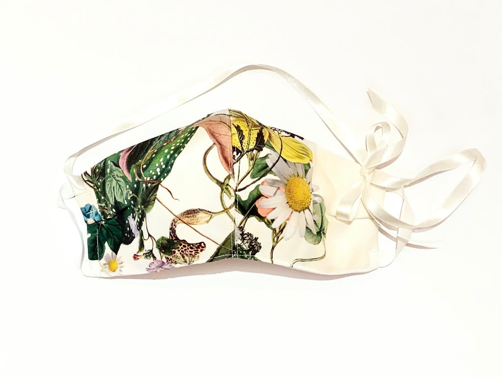 Couture Silk Mask
