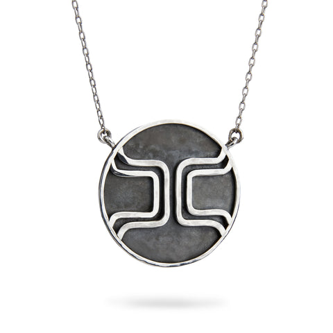 Forma Pendant Necklace