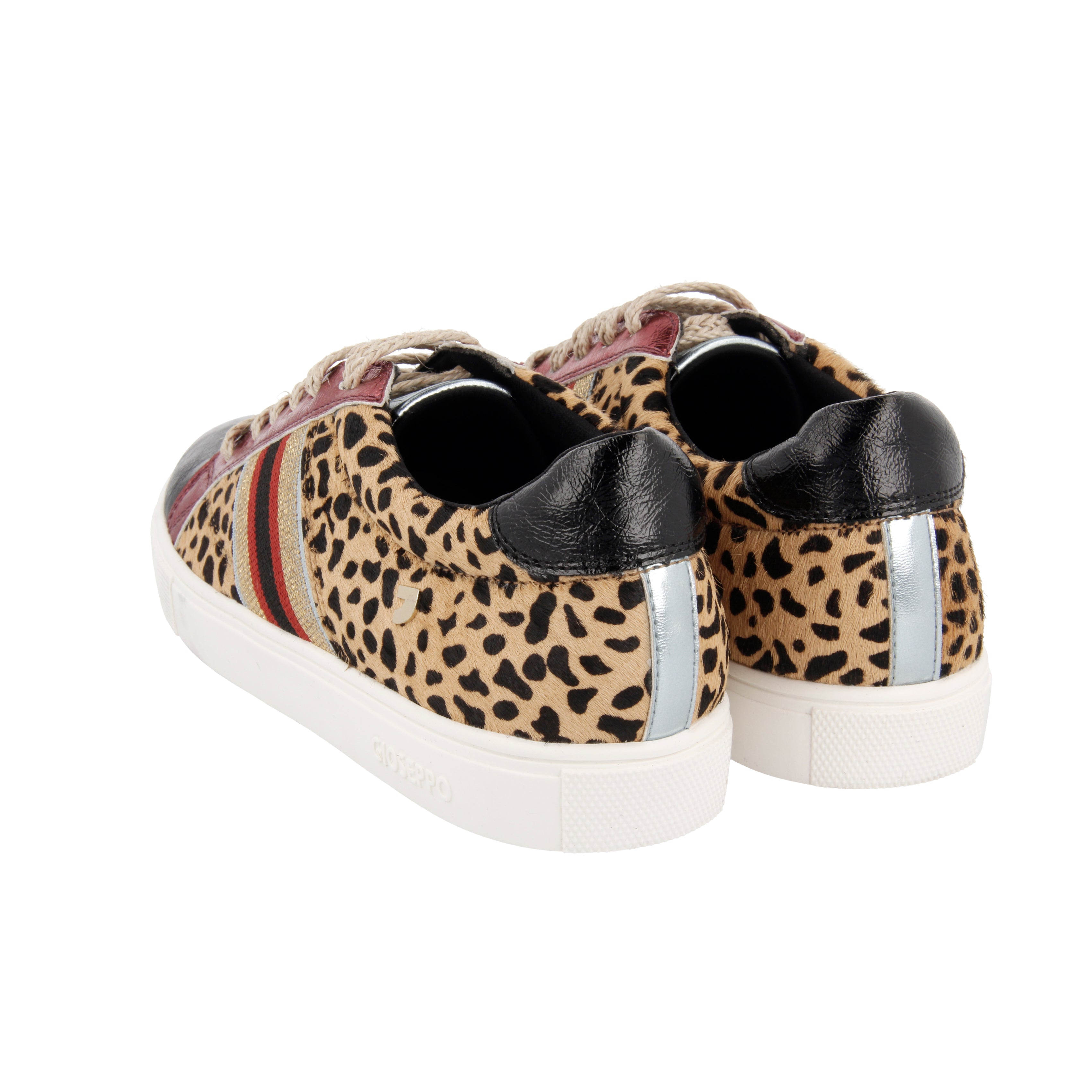 Gioseppo Leopard Versalles Sneakers