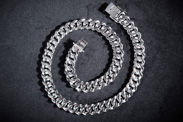 Miami Cuban Chain 12 mm