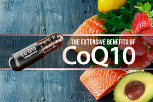 8 Benefits of Coenzyme Q10 (CoQ10)