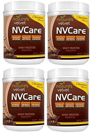 NVCare - Whey Protein Based Drink - Chocolate Flavor - 300 GMS