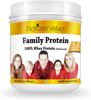 Family Protein(Daily Nutrition For Family) - 400 GMS