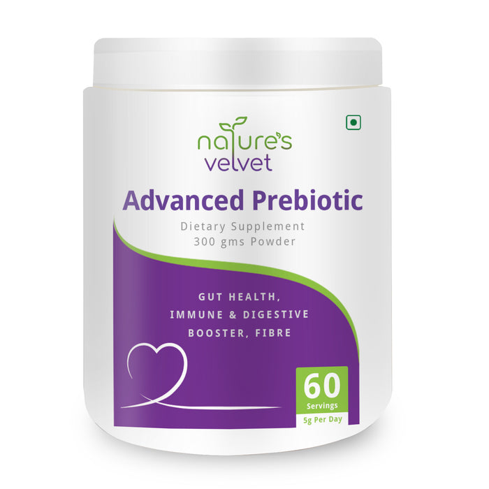 Advanced Prebiotics Powder For Better Digestion & Gut Health
