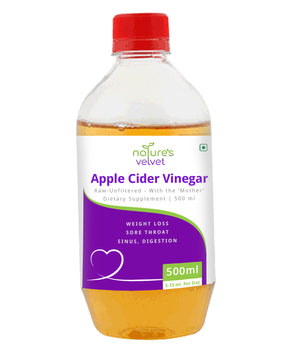 Raw Apple Cider Vinegar With The Mother