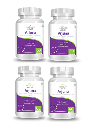 Arjuna Herbal - Supports Healthy Heart And BP