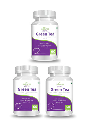 Green Tea Pure Extract - Supports Weight Loss, Fat Metabolizer