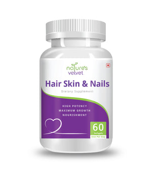 Maximum Nourishment For Hair, Skin and Nails