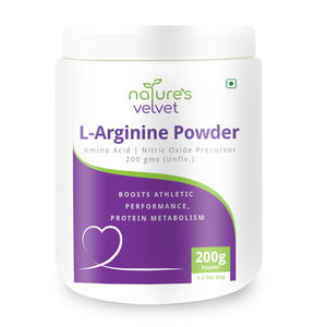 L-Arginine Powder With Amino Acid, Nitric Oxide