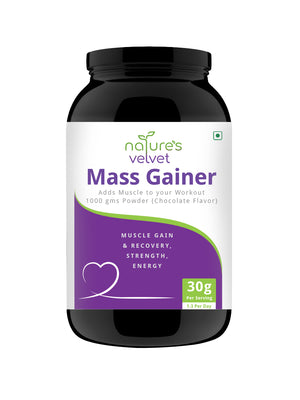 Mass Gainer Powder For Muscle Gain And Strength - Chocolate Flavor