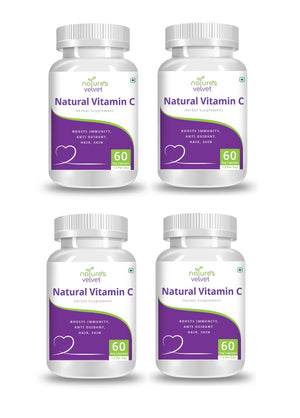 Natural Vitamin C - Immune Support And Beauty